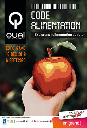 Expo-game 'Code alimentation'