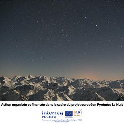 Le Projet 'Pyrénées la Nuit' dans les écoles des Hautes-Pyrénées